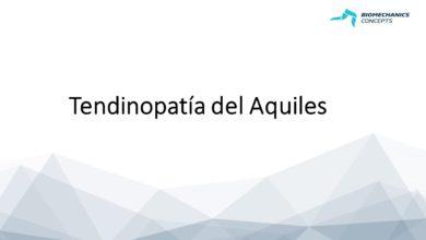 Photo of Abordaje terapéutico de la fasciopatía plantar y tendinopatía aquilea. Parte 1 (en revisión)