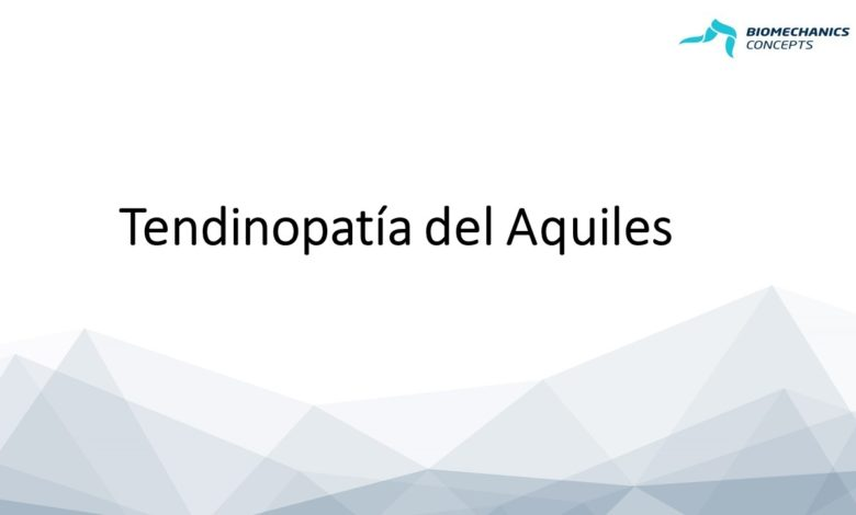 Photo of Abordaje terapéutico de la tendinopatía aquilea